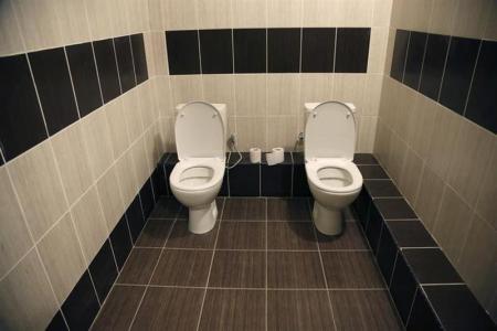 ソチトイレ