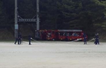 20130523消防練習風景