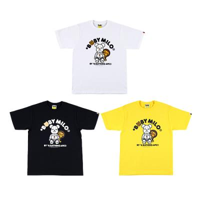 BE@RTEE BAPE-B@BY MILO