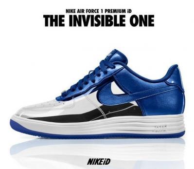 Nike iD インビジブル