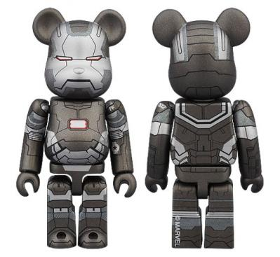 WAR MACHINE 100% BE@RBRICK