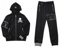 adidas × mastermind HOODED SUITS