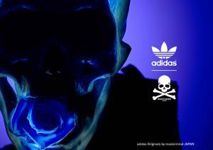 adidas × mastermind