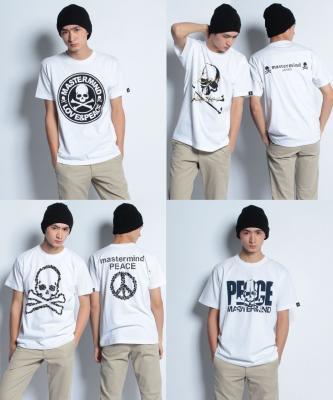 mastermind JAPAN Tシャツ4枚セット