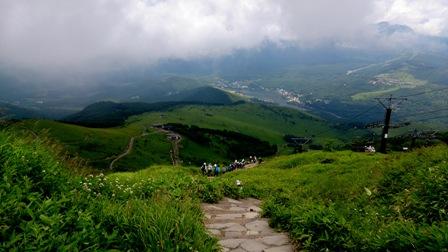 Kuruma-yama, Nagano