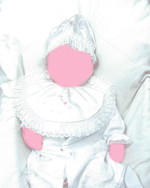 赤ちゃん(オーバー)6