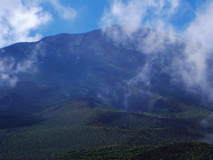 1-9:45富士山頂