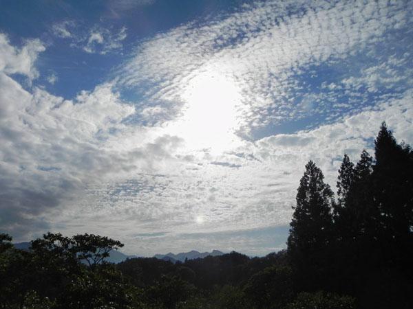 17:07雲