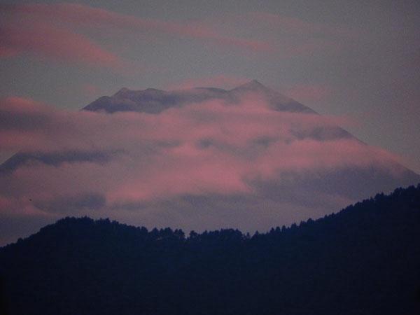 17:24富士山