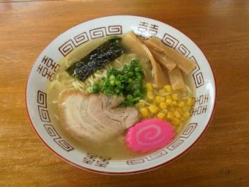 塩ラーメン550円