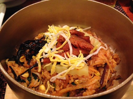 전주비빔밥 (9)