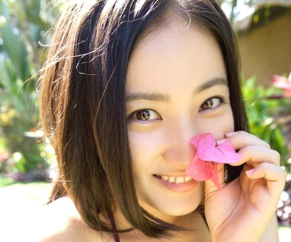 紗綾 Fカップ巨乳に成長したジュニアアイドルのエロ画像80枚