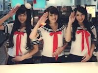 台湾のマクドナルドがメイド服コスプレに加えネコ耳JK制服やCAコスなどで人気らしい