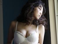 平田裕香 セクシーランジェリー画像