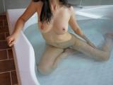 美巨乳女性 ヌード画像 18