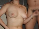 ちょいポチャ女性 ヌード画像 9