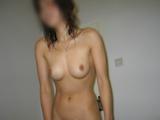 美乳なガールフレンド ヌード画像 14