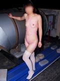 微乳女性 緊縛ヌード画像 2