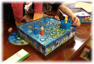 2013-05-05親子ゲーム会 04お姫様を助けるのは誰だ