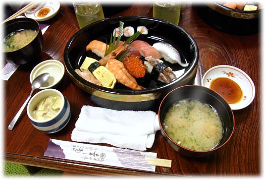2013-05-05親子ゲーム会 お寿司一人前