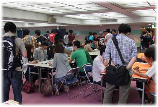 2013-06-22 ホビージャパン大会の模様