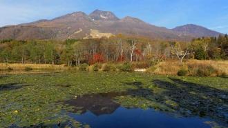 妙高いもり池周辺141031-1