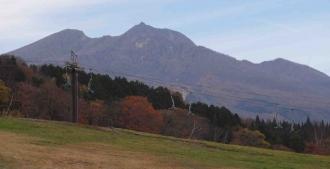 信濃町黒姫スキー場141031