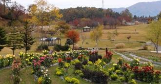 木島平村やまびこ公園141031-3