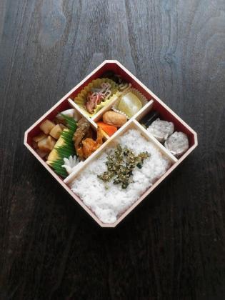 崎陽軒のお弁当、おべんとう夏 (夏季限定)1