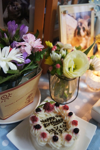シュン16歳おめでとう