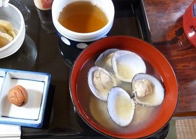 シジミのお味噌汁