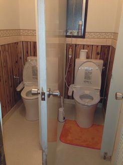 トイレ改2