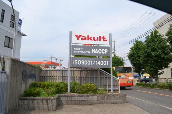 ヤクルト工場