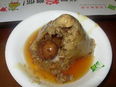 王記府城肉粽2