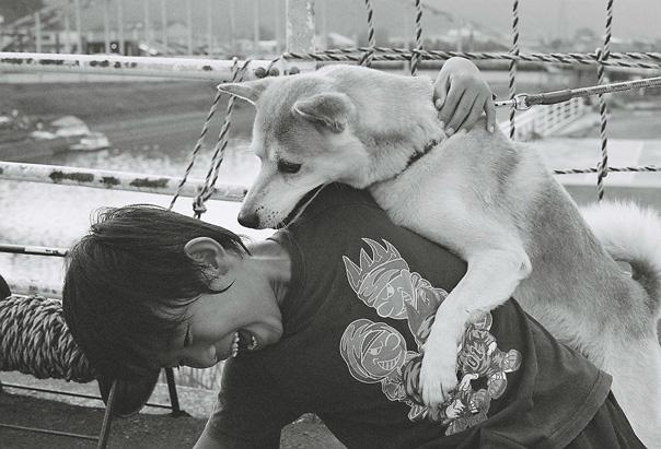 shio_ハルとイヌ