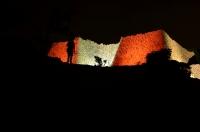 中城 三の郭ライトアップ