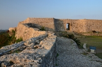 中城 一の郭城壁