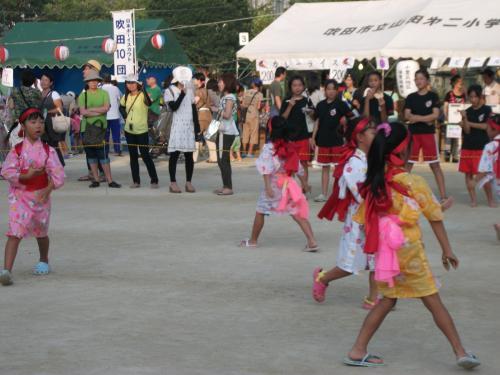 山二夏祭り