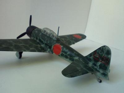 零式戦闘機21型