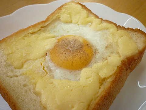 ラピュタパン(エッグトースト)