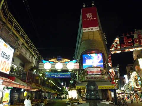 アメ横センタービル(あまちゃんロケ地)