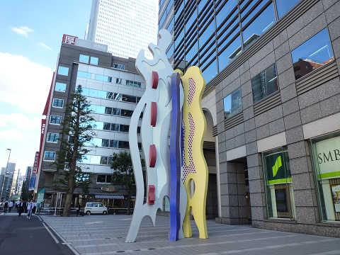 TOKYO BRUSHSTROKE Ⅰ ロイリキテンスタイン