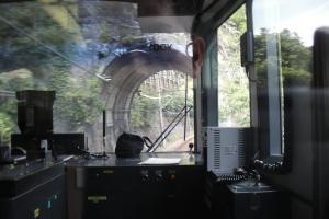 樽沢隧道(短)