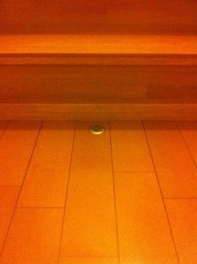 20120427006_階段ホールの扉ストッパー
