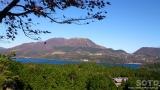 箱根峠からの眺め(芦ノ湖)