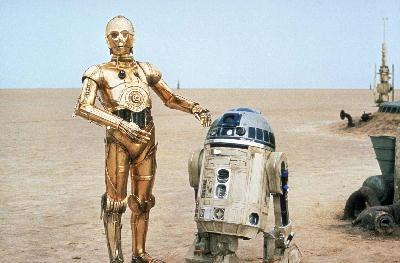 R2D2&C-3PO