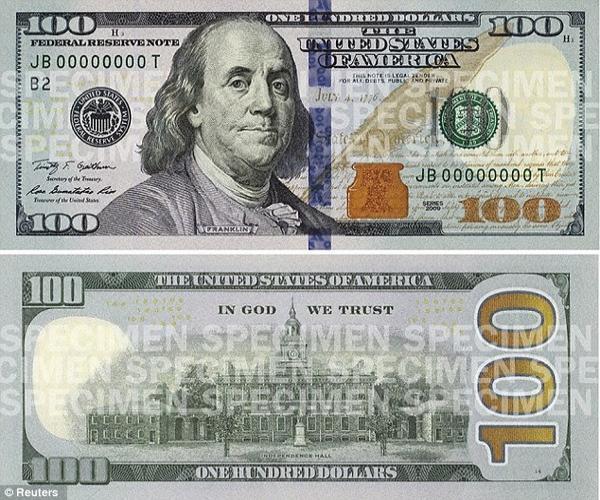アメリカ新貨幣