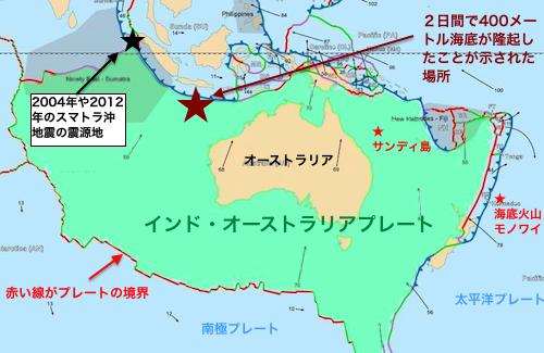 インド・オーストラリアプレート