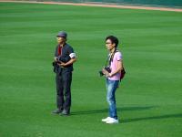 13.5.26 カメラマンを撮影