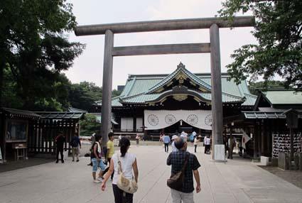 2013/08/13靖国神社 その1
